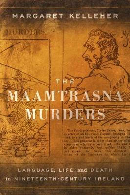 Cover of Margaret Kelleher's The Maamtrasna Murders