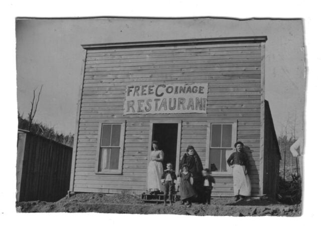 Free Coinage Restaurant in Leadville CO
